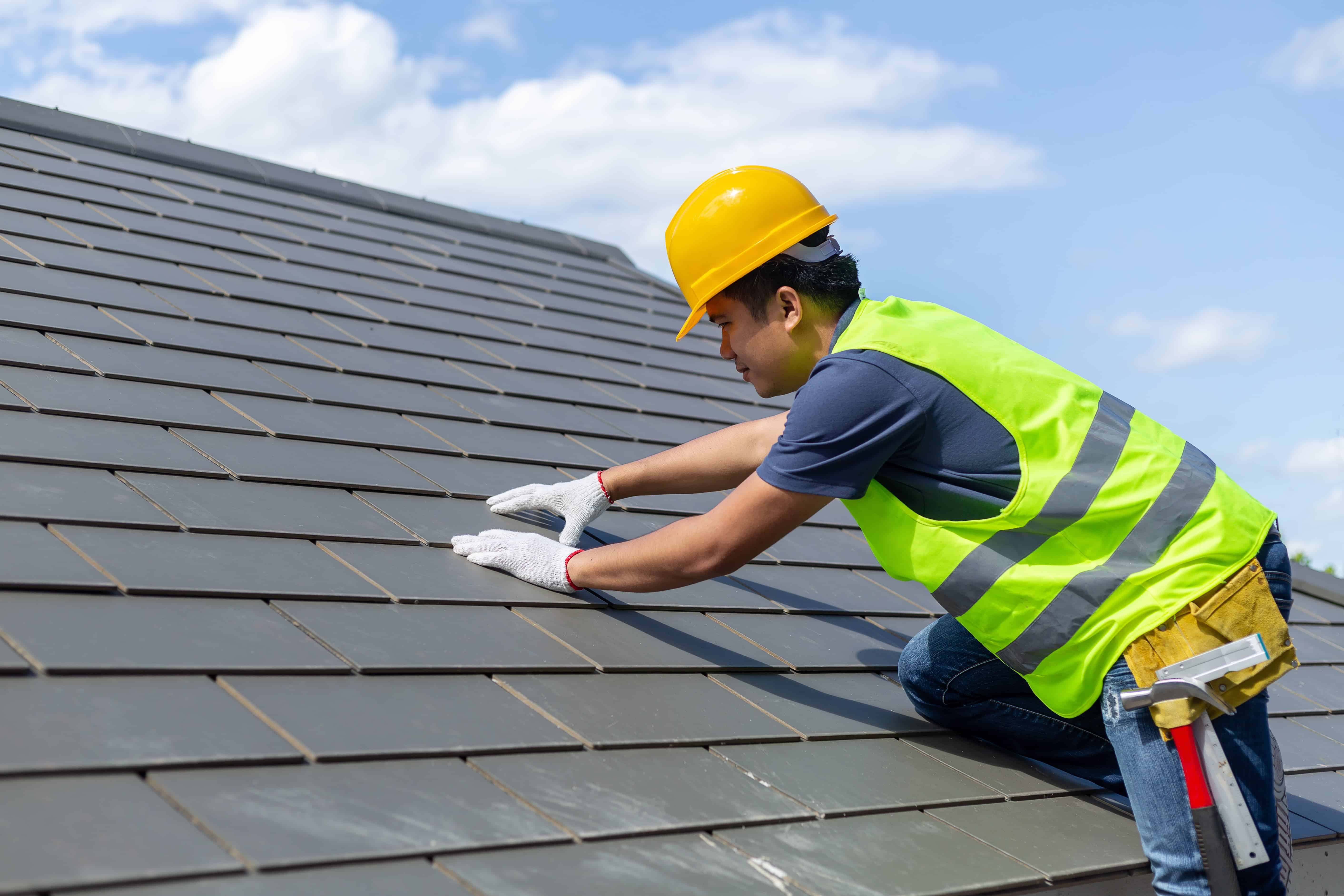roof installation in Little Elm